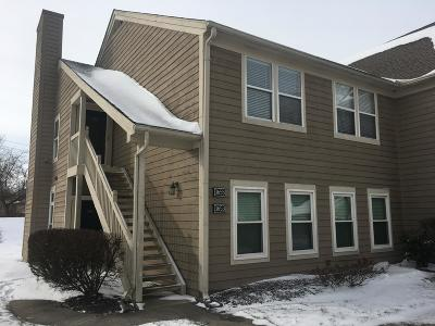 Hilliard Condo For Sale: 3655 Hilliard Station Road