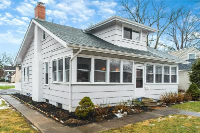 Upper Arlington Single Family Home For Sale: 2287 Zollinger Road