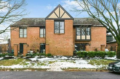 Upper Arlington Condo For Sale: 3509 La Rochelle Drive