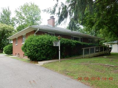 Mount Vernon OH Single Family Home For Sale: $147,000