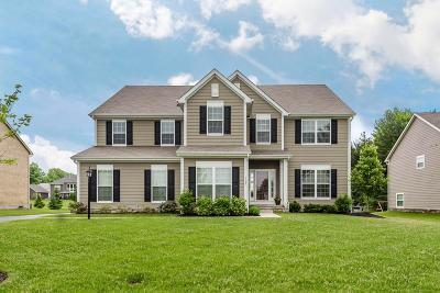 Single Family Home For Sale: 1747 Adlington Drive
