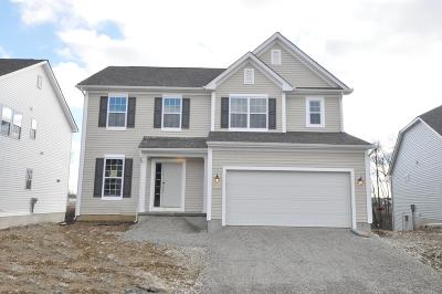 Columbus Single Family Home For Sale: 2967 Green Line Way #Lot 93