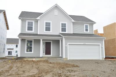 Westerville Single Family Home For Sale: 6775 Morningside Heights Place #Lot 48