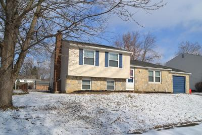 Reynoldsburg OH Single Family Home For Sale: $174,900