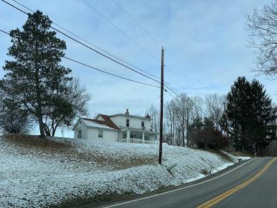 Single Family Home Sold: 9985 State Route 664 N