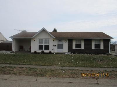 Circleville Single Family Home For Sale: 1940 Cheyenne Drive