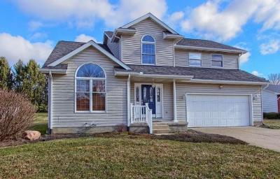 Circleville Single Family Home For Sale: 242 Clark Drive
