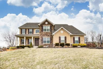 Delaware Single Family Home For Sale: 1084 Rambling Brook Way