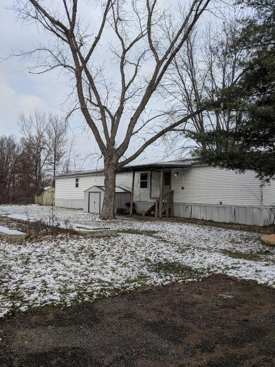 Lockbourne Single Family Home For Sale: 10610 State Route 762