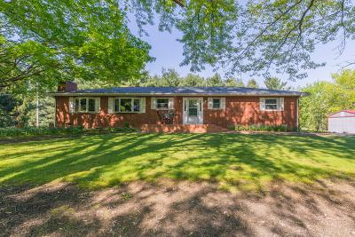 Sunbury Single Family Home For Sale: 1931 N Galena Road