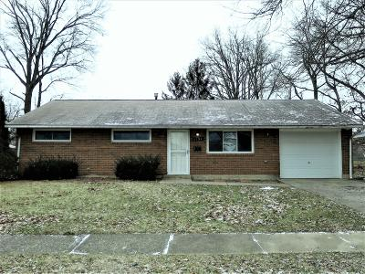 Reynoldsburg Single Family Home For Sale: 1594 Lucks Road