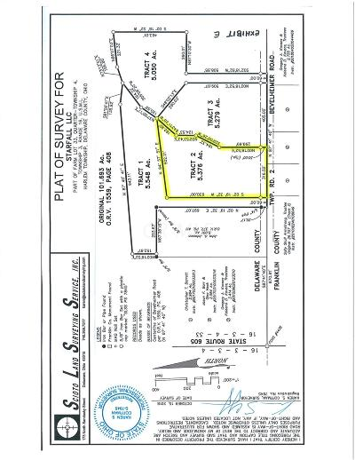 Westerville Residential Lots & Land For Sale: Bevelheimer Road #Tract 2