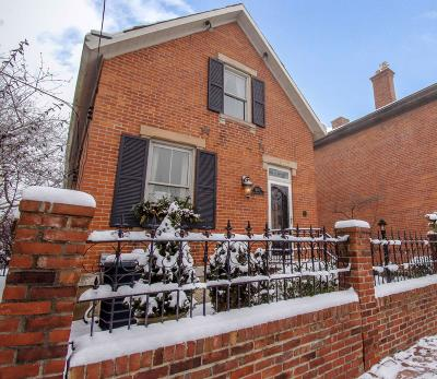 Columbus Single Family Home For Sale: 870 S 5th Street