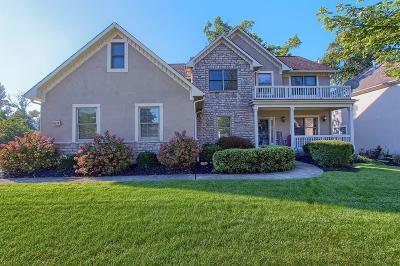 Westerville Single Family Home For Sale: 6074 Highland Hills Drive