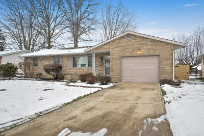 Mount Sterling Single Family Home For Sale: 190 Cliffview Drive