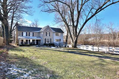 Delaware Single Family Home For Sale: 5614 Chapman Road