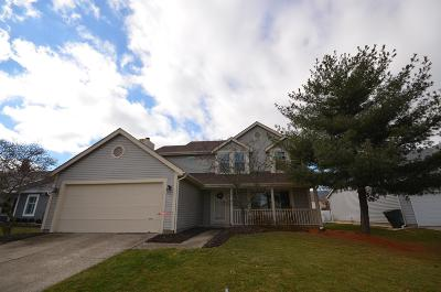 Westerville Single Family Home For Sale: 1331 Mentor Drive
