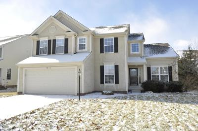 Union County Single Family Home For Sale: 7013 Post Preserve Boulevard