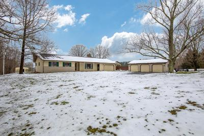 Newark Single Family Home For Sale: 13120 Claylick Road