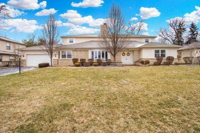 Upper Arlington Single Family Home For Sale: 2464 Canterbury Road