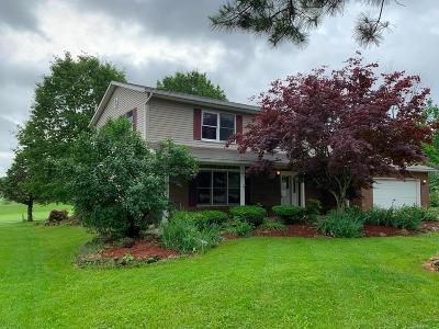 Howard Single Family Home For Sale: 858 Fairway Drive