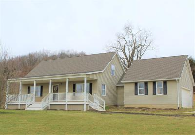 Laurelville OH Single Family Home Sold: $252,500
