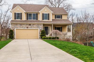 Pickerington Single Family Home For Sale: 108 Lone Elk Court