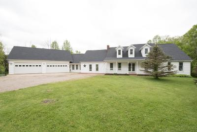 Mount Vernon Single Family Home For Sale: 8029 Fairview Road