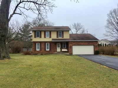 Worthington Single Family Home For Sale: 6726 Worthington Galena Road