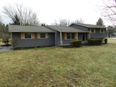 Columbus Single Family Home For Sale: 3254 Grey Fox Drive