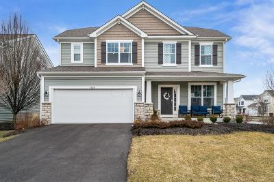 Blacklick Single Family Home For Sale: 836 Bent Oak Drive