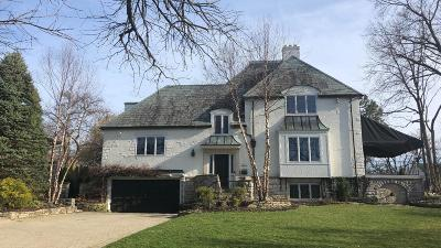 Upper Arlington Single Family Home For Sale: 2237 Cambridge Boulevard
