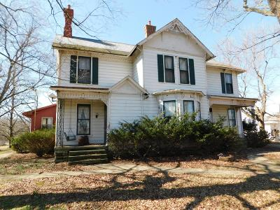 Union County Single Family Home For Sale: 12660 Mulvane Road