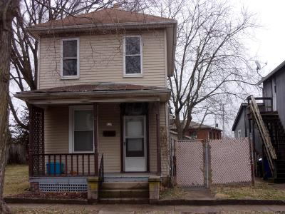 Chillicothe OH Single Family Home For Sale: $82,900