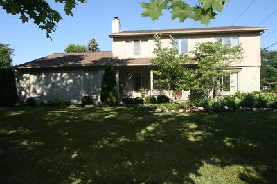 Westerville Single Family Home For Sale: 451 Olde Mill Drive