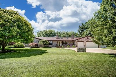 Columbus Single Family Home For Sale: 6345 Renner Road