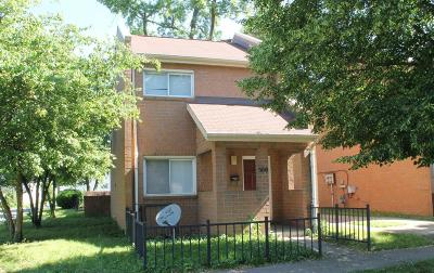 Columbus Multi Family Home For Sale: 300-314 Stanaford Place