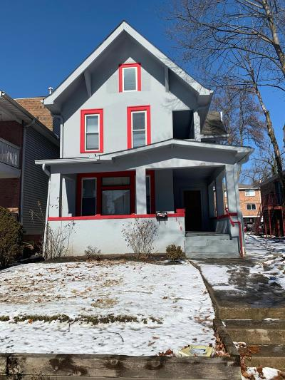 Columbus Single Family Home For Sale: 318 E 17th Avenue