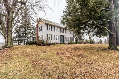 Sunbury Single Family Home For Sale: 1593 N State Route 61