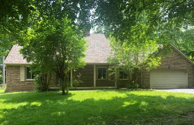 Columbus Single Family Home For Sale: 5564 Echo Road