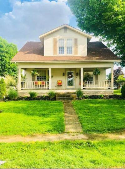 Thornville OH Single Family Home For Sale: $222,900