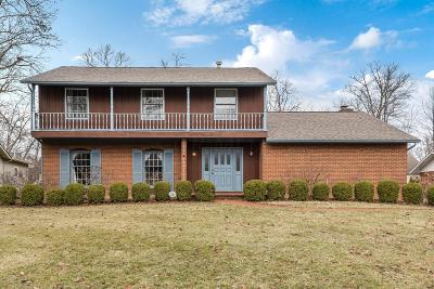 Columbus Single Family Home For Sale: 1488 Oakview Drive