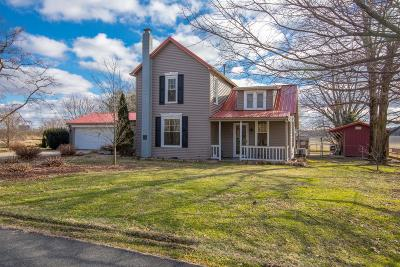 Carroll Single Family Home For Sale: 6585 Lockville Road NW