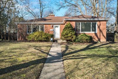 Columbus Single Family Home For Sale: 355 N Ardmore Road