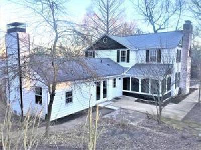 Mount Vernon OH Single Family Home For Sale: $234,277