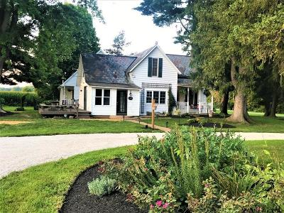 Mount Vernon Single Family Home For Sale: 13775 Wade Road