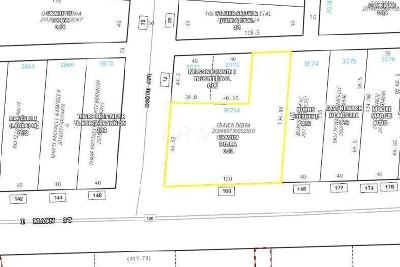 Newark Residential Lots & Land For Sale: 160 E Main Street
