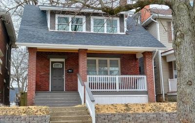 Single Family Home For Sale: 997 Studer Avenue