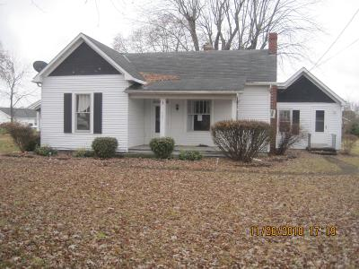 New Holland OH Single Family Home For Sale: $69,900