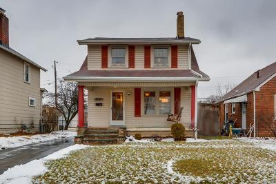 Columbus Single Family Home For Sale: 1485 Virginia Avenue